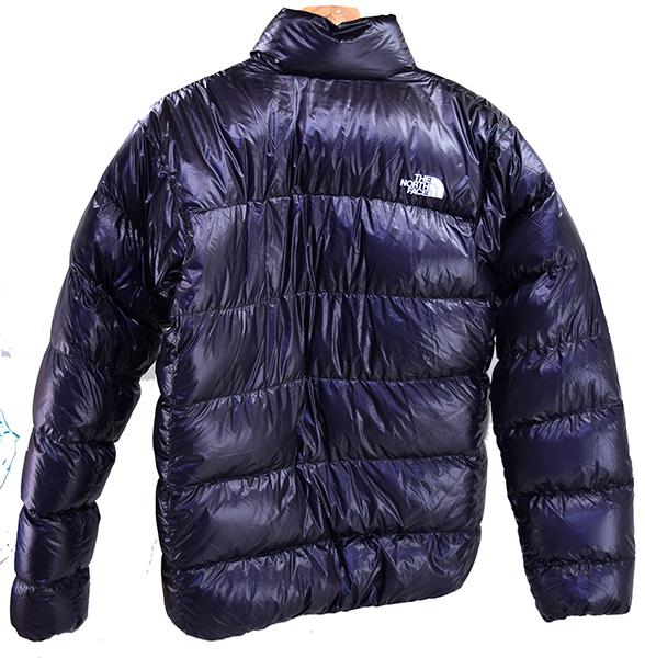アルパインヌプシジャケット背面