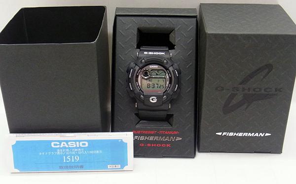 DW-8600ZJ-1T付属品