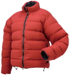 ベイパージャケット